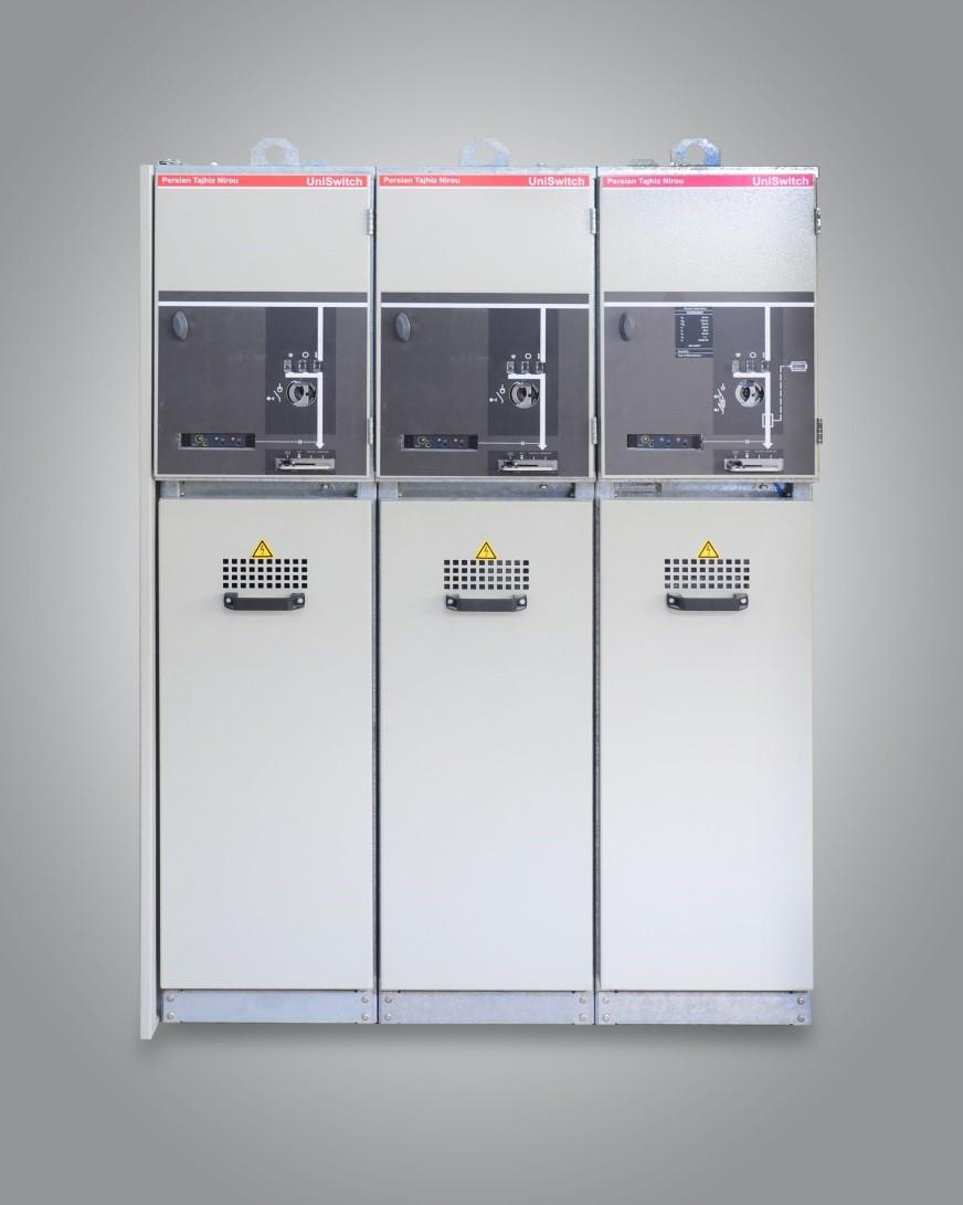 AIS compact mv switchgear